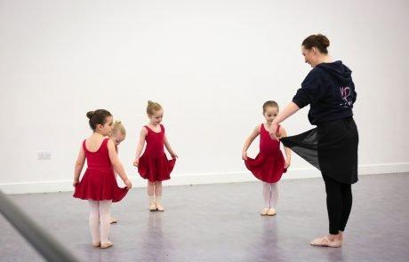 Victoria teaching