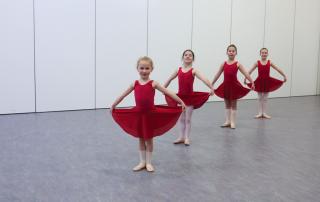 Ballet at VBDance
