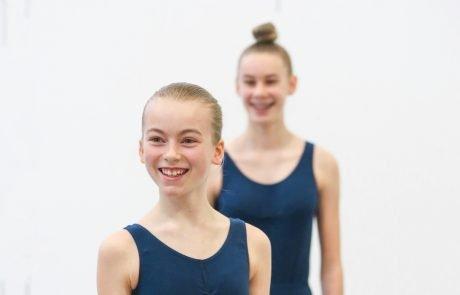 Intermediate dance classes, 11-16 Years