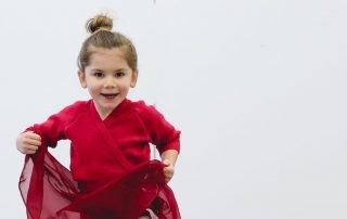 Pre School Age - Ballet