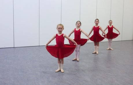 Mini Dance Classes