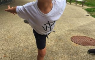 Boys Pre School Ballet at VBDance