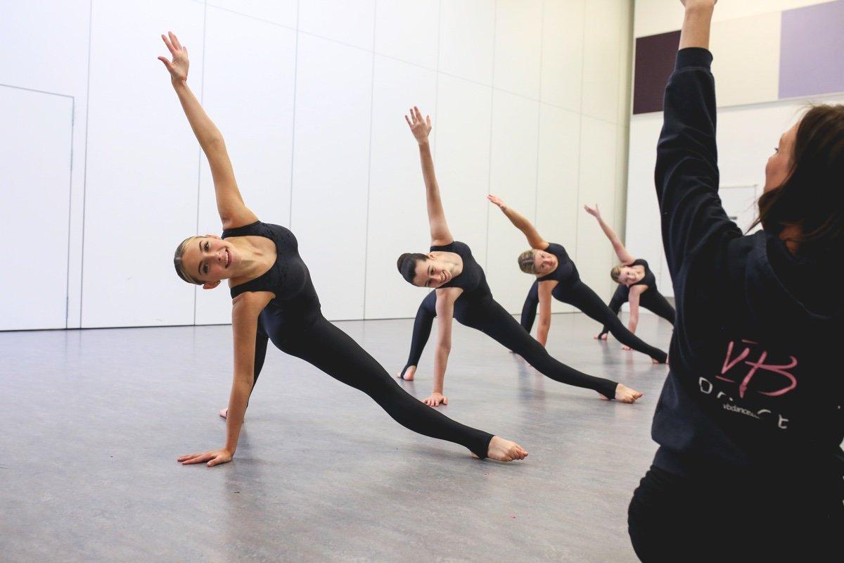 Vocational Dance Classes