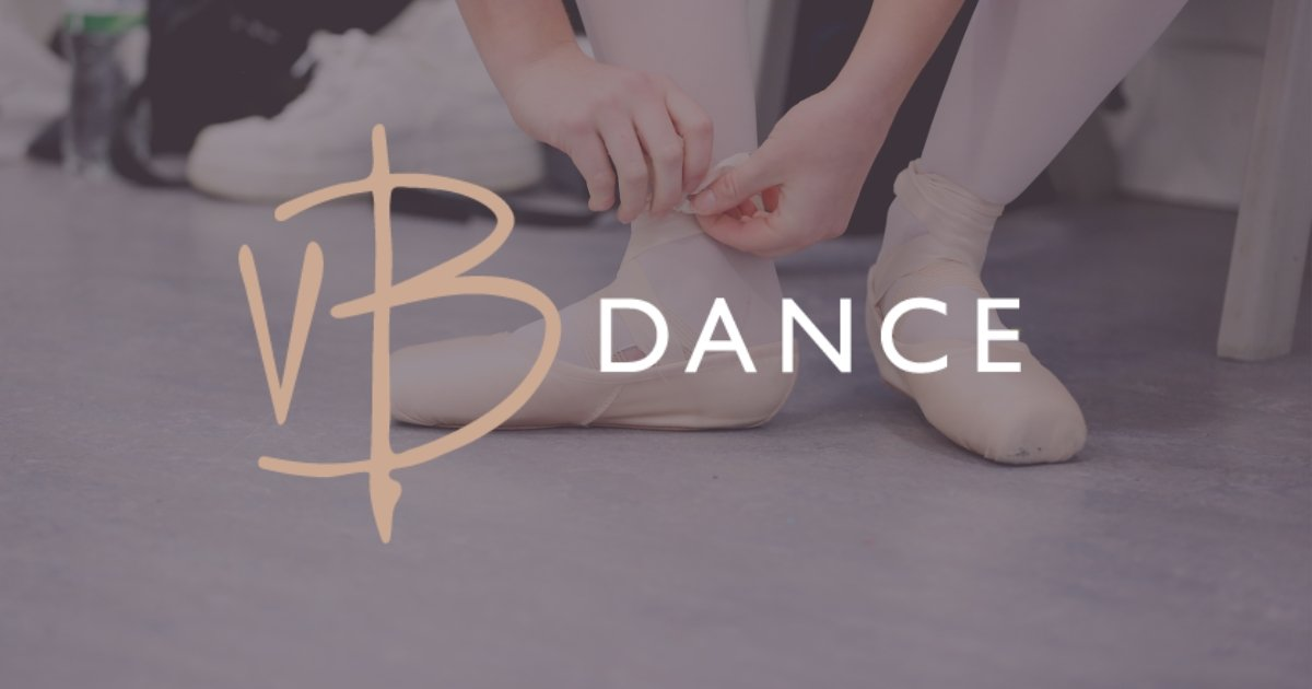 VBDance, with Pointe shoes
